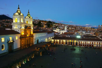 Open Data Charter Welcomes Two New South American Cities