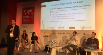 The challenge of getting the data: Results of the IODC 2016